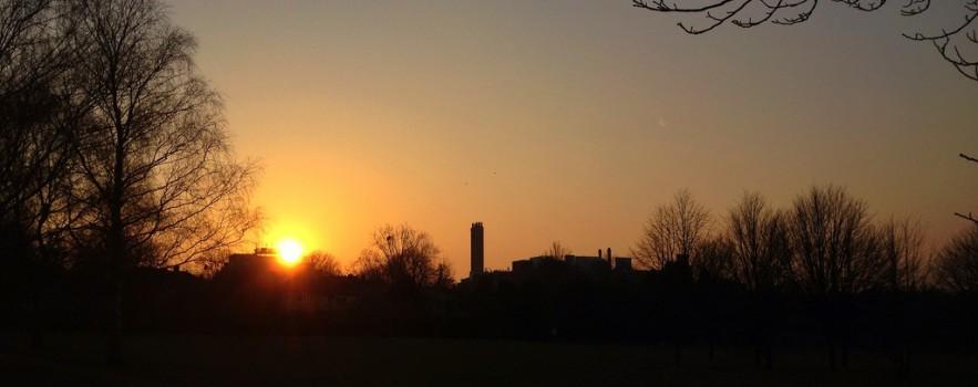 addenbrookes-sunset