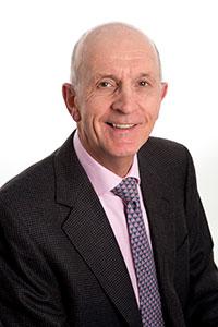 Professor Ieuan Hughes
