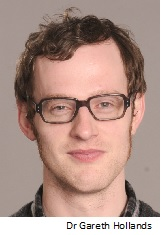 Gareth Hollands