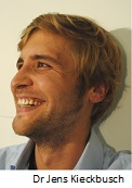 Dr Jens Kieckbusch
