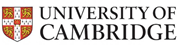 University of Cambridge Crest and name