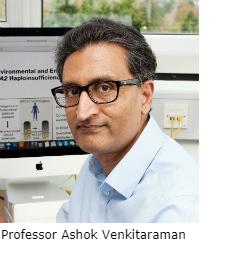 Professpr Venkitaraman