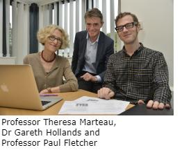 Professors Marteau and Fletcher
