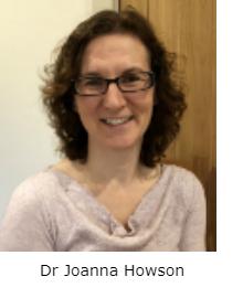 Dr Joanna Howson
