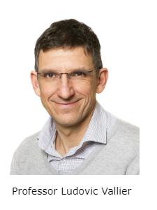 Professor Ludovic Vallier