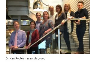 Ken Poole Group Photo