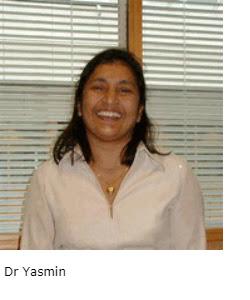Dr Yasmin