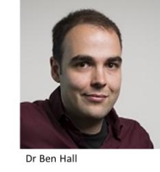 Dr Ben Hall