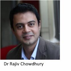 Dr Rajiv Chowdhury