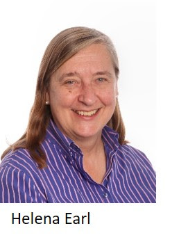 Photo of professor Helena Earl