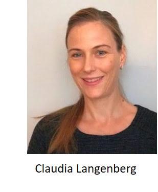 Photo of Claudia Langenberg